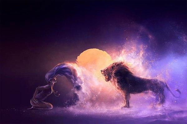 Гороскоп на 2018 год для женщины Льва
