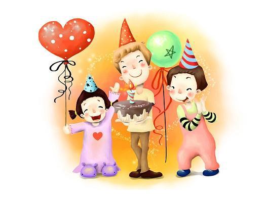 Картинки поздравления с днем рождения ребенку